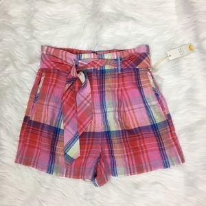 C & C California Super High Rise Shorts Size 6